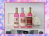 Мини - бутылочка (розовая) для кукол