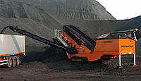 Выполняем услуги по просеиванию любых нерудных полезных ископаемых, 3 - х дековым грохотом. Оплата почасовая