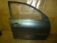 Дверь передняя правая (Седан) Renault Megane II 06-08 (Рено Меган 2), 7751477286