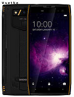 """DOOGEE S50 IP68 face ID 5,7"""" 18:9 6 GB RAM 128 GB ROM 5180 мАч 4cams 16MP MTK6763 Octa Core Fast Charge , фото 1"""