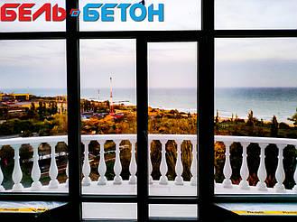 Балюстрада белая в Черноморске | Балясины бетонные в Одесской области 6