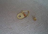 Треугольный держатель  (золото)