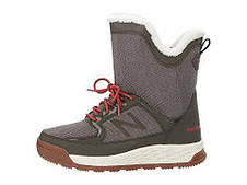 Полусапожки женские зимние New Balance размер 39,5 ботинки сапоги, фото 2