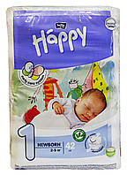 Подгузники Bella Happy Newborn 1 (2-5 кг) - 42 шт.