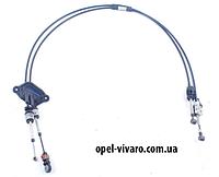 Трос переключения КПП комплект FWD 2.3DCI rn Opel Movano 2010-2018
