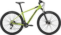 "Велосипед 27,5"" Cannondale TRAIL 7 рама - S 2019 AGR салатовий"