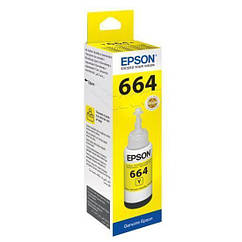 Чорнило Epson L100/110/120/132/200 Yellow 70мл