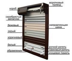 Роллеты и автоматические ворота, Николаев