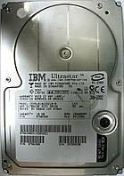 HDD 18.3GB 10K 80-pin Ultra-160 SCSI 3.5 IBM IC35L018UCD210-0, фото 1
