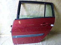 Дверь задняя левая (Универсал) Renault Megane II 03-06 (Рено Меган 2), 7751477471