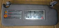 Козырек солнцезащитный правый Dacia Solenza 03-05 (Дачя Соленза), 7700849118