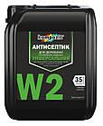 Антисептик для древесины универсальный Kompozit W2 10 л