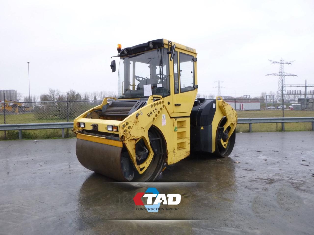 Каток дорожній Bomag BW 161 AD-4 (2006 р)