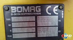 Каток дорожній Bomag BW 161 AD-4 (2006 р), фото 2