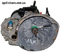 КПП 6 ступ гидр нажим центр передний привод 2.3DCI rn Opel Movano 2010-2018 7701479277 8201302506