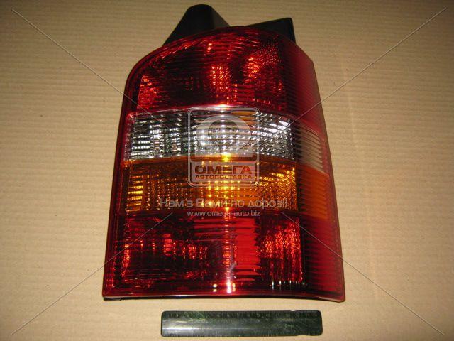 Фонарь задний правый VW T5 03- (пр-во TYC), 11-A621-01-2B
