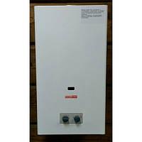 Газовая колонка электророзжиг от батарейки VEGA 10Е Mora-TOP дымоходная