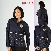 6bc96d000c3 Блузка женская темно-синий в категории блузки и туники женские в ...