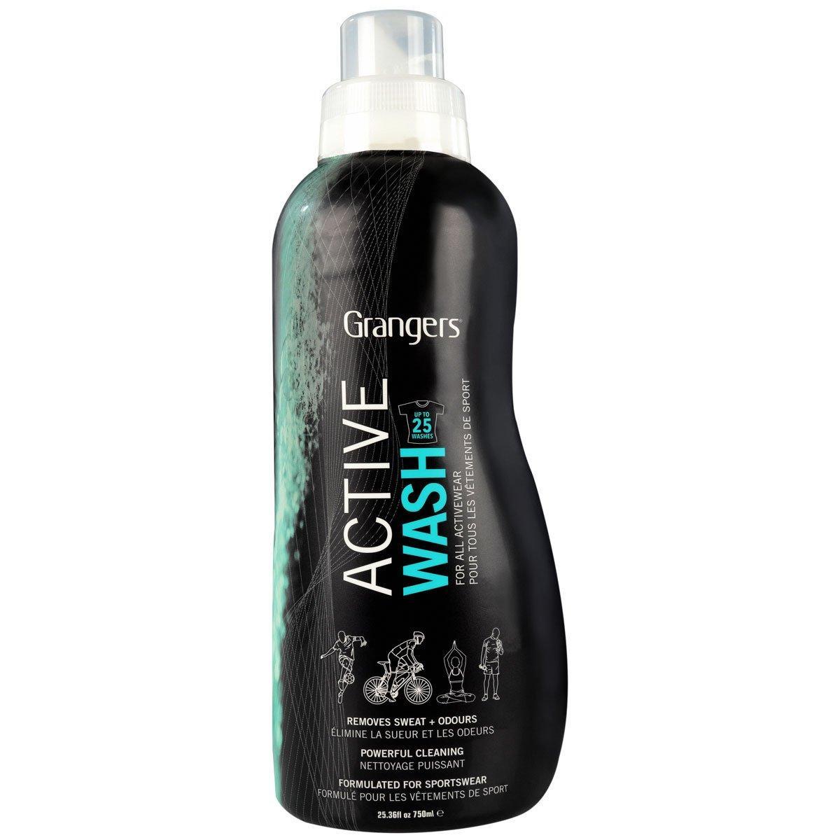 Средство для стирки спортивной одежды и термобелья Grangers Active Wash 750 ml