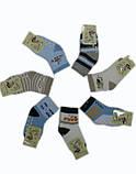 Носки детские  МАЛЫШ махровые с тормозами для мальчика, фото 2