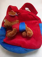 """Плюшевый рюкзак """"щенячий патруль"""" 3D-отличный подарок в год собаки, фото 1"""