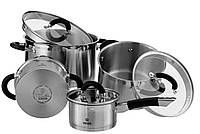 Набор посуды Vinzer Progresso 89021 (9 предметов)