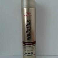 Лак для волос Wellaflex Антивозрастной Anti-Aging 250 мл. (Велла Объем и здоровье для тонких волос №5)
