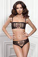 Изысканный комплект белья с австрийской вышивкой RINA 1411/82 SHERYL 2138/82 Jasmine Lingerie, фото 1