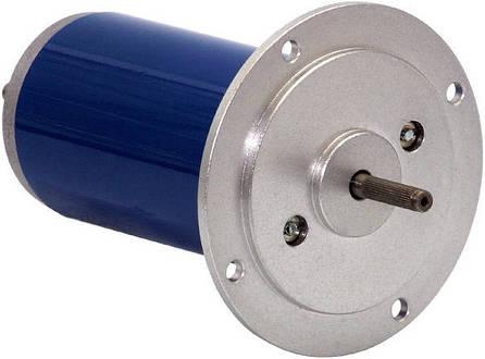 Коллекторные электродвигатели пос. тока с постоянными магнитами серии P2MO
