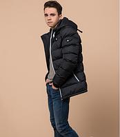 Куртка подростковая зимняя Braggart Youth цвета графит топ реплика
