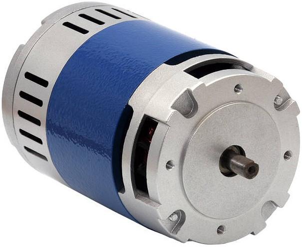 Коллекторные электродвигатели пос. тока с постоянными магнитами серии P2X