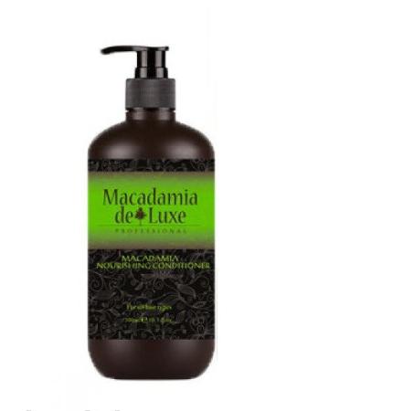 MACADAMIA DE LUXE Кондиционер питательный с маслом макадамии 300