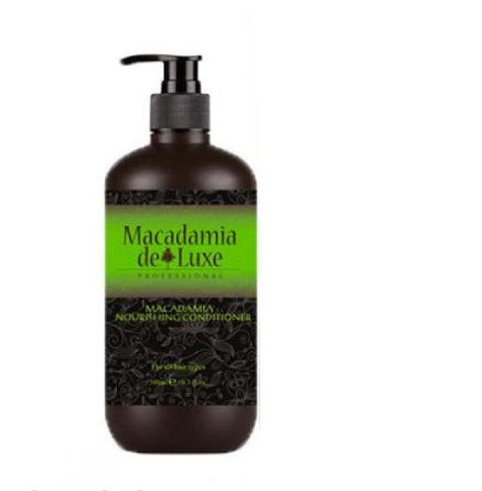 MACADAMIA DE LUXE Кондиционер питательный с маслом макадамии 300, фото 2
