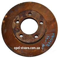 Тормозной диск D302 вент перед Opel Movano 2010-2018