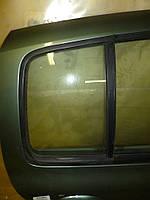 Форточка двери зад. правой (Седан) Renault Symbol 02-08 (Рено Клио Симбол), 7700435328