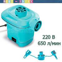 Насос Intex 58640 электрический 220 Вольт  ULTRA QUICK-FILL