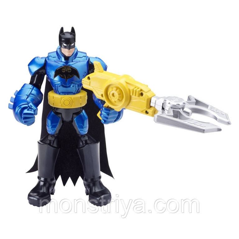 Фигурка Бэтмена 25 см со свето-звуковыми эффектами от Mattel