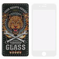 Защитное Стекло Remax Four Beasts Series for iPhone 8 Black