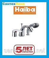 Смеситель для ванны встраиваемый Haiba Mars 010