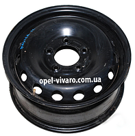 Диск колёсный 6.5J R16 металл 16*6,5/5*130/66/89,1 Opel Movano 2010-2018 403000037R 8200684598B