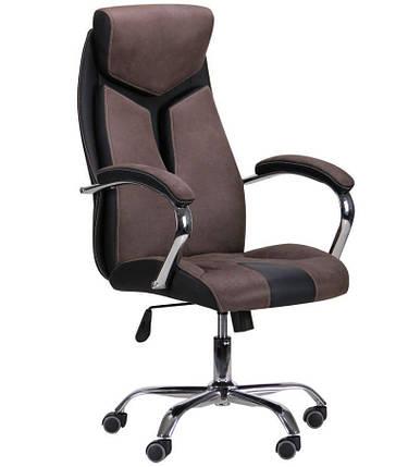 Кресло Prime nubuk brown, фото 2
