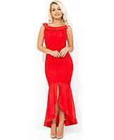 1455d7def9af194 Гипюровые Красные Платья — Купить Недорого у Проверенных Продавцов ...