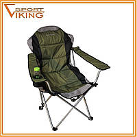Кресло-шезлонг складное Ranger FC750-052 зеленое, фото 1