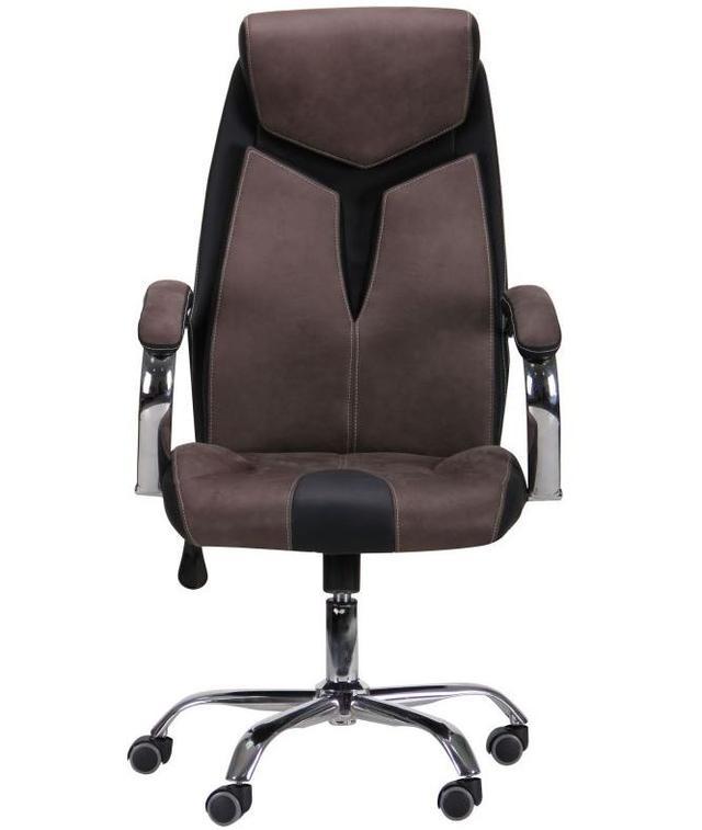 Кресло Prime nubuk brown (фото 2)