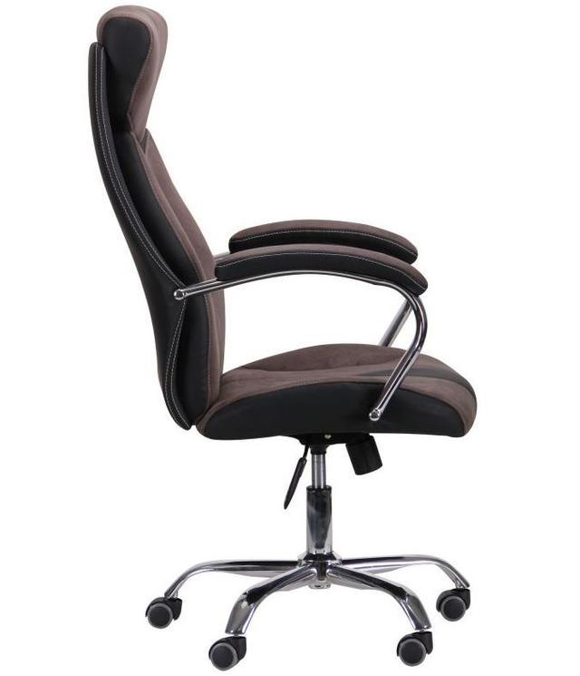 Кресло Prime nubuk brown (фото 3)