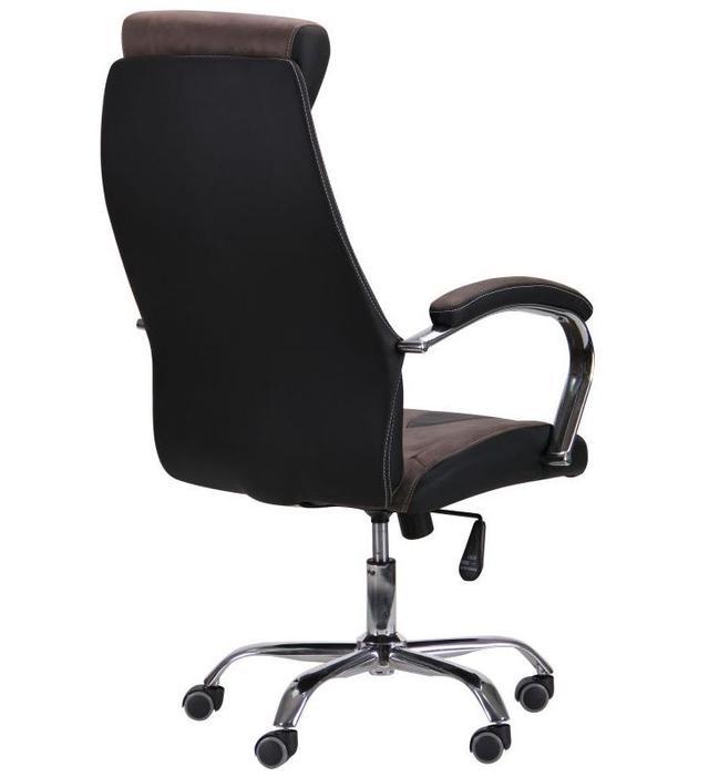 Кресло Prime nubuk brown (фото 4)
