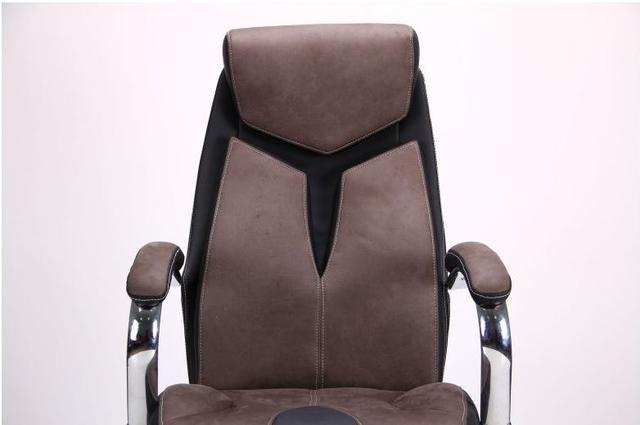 Кресло Prime nubuk brown (фото 5)