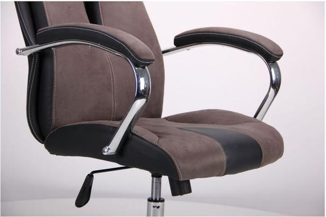 Кресло Prime nubuk brown (фото 7)