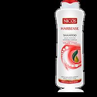 Шампунь для окрашенных волос Nicos hairsense 400 мл