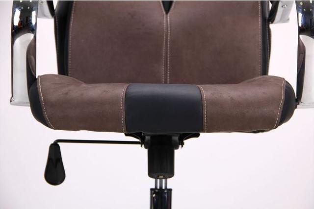 Кресло Prime nubuk brown (фото 9)